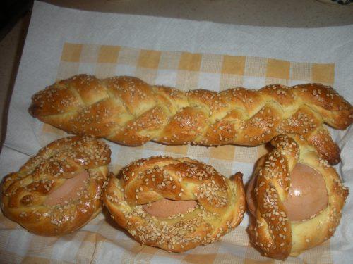 I Cestini di pane con l'uovo-Panareddra siciliani