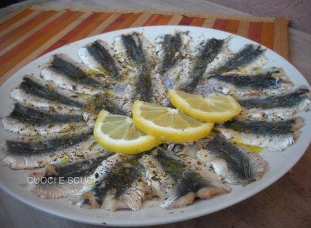 Sardine al microonde