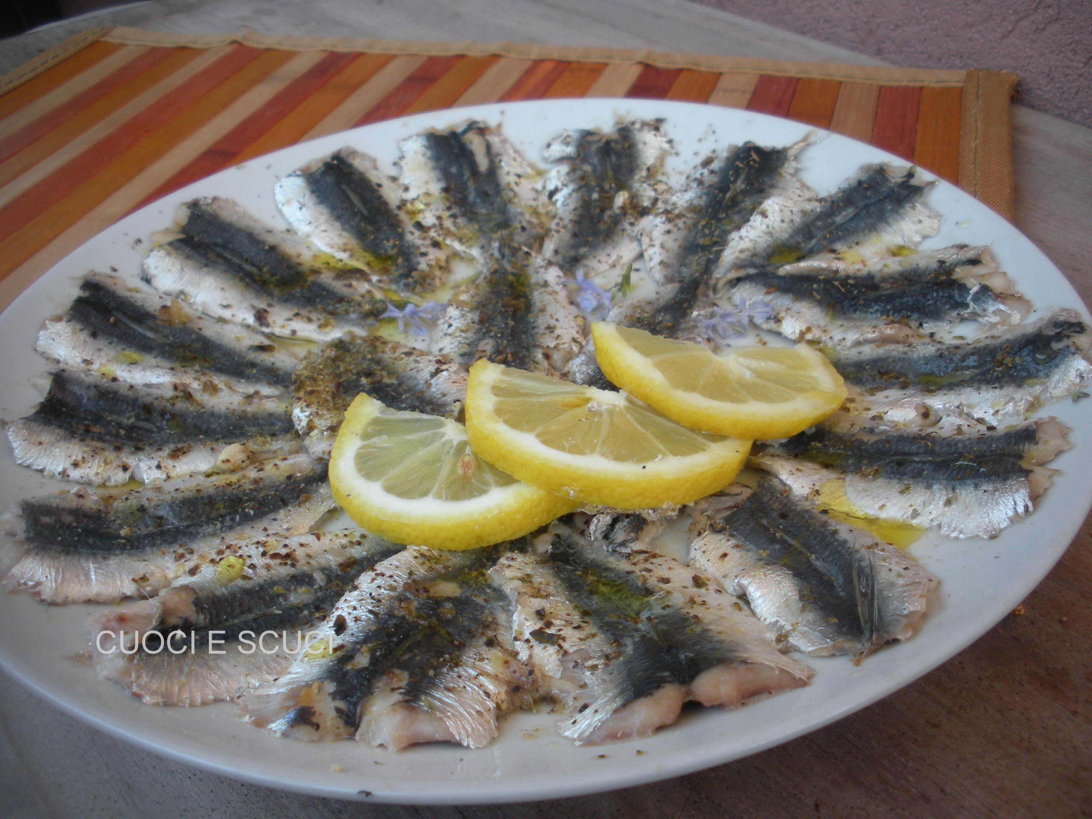 Sardine Al Microonde Cuoci E Scuci