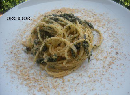 Spaghetti con finocchietto