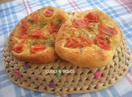La pizze povere…d'ingredienti