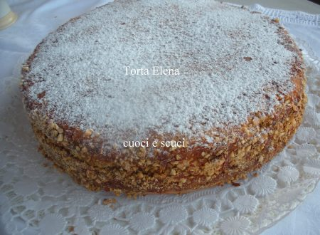 Torta Elena