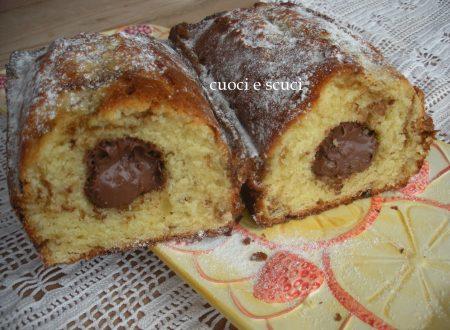 Plumcake dal cuore morbido-Ricetta facile
