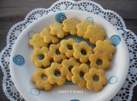 Biscotti fior di semola