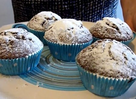 Muffins cioccolatosi