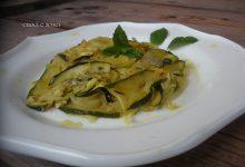 Zucchine aromatiche