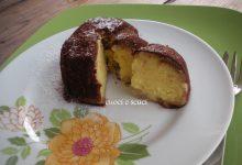 Tortino cremoso-dolce con pavesini