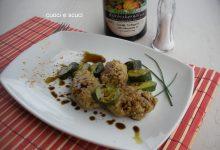 Polpette di carne mista, speck e zucchine