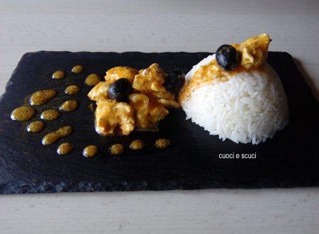 Bocconcini di pollo cremosi-ricetta veloce