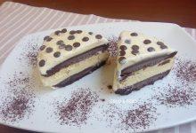 Torta gelato, ricetta e… fette perfette