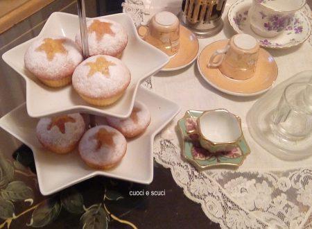 Muffin con la zucca senza burro