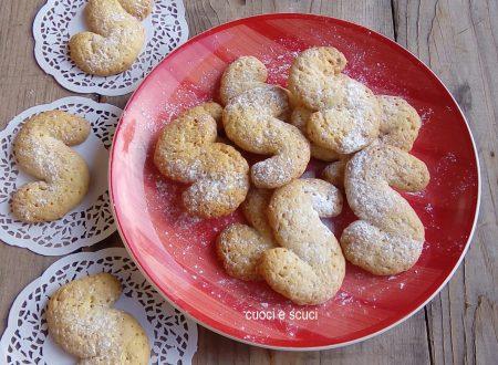 Biscotti Esse di Raveo