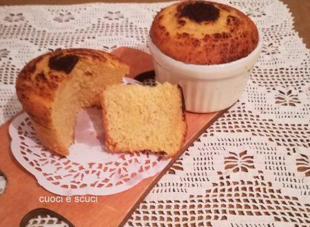 Muffins dorati e salutisti