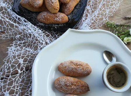 Biscotti rustici senza burro, alle tre farine