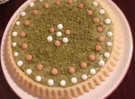 Crostata morbida alle due creme