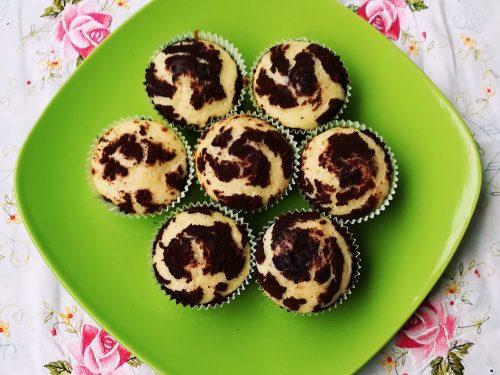 Muffin senza uova, dolcetti morbidissimi