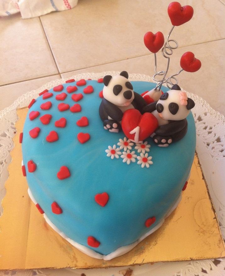 anniversario panda