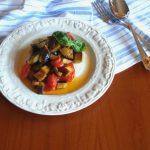 Melanzane a funghetti -ricetta contorno