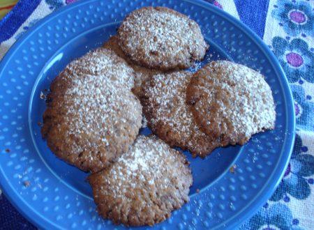 biscotti fondenti al cioccolato per San Valentino