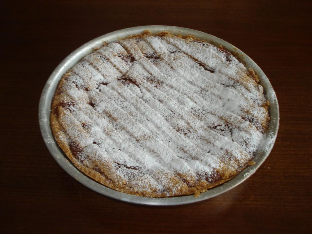 la pastiera napoletana