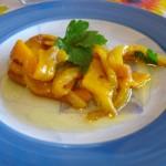 insalata di peperoni arrostiti - ricetta estiva
