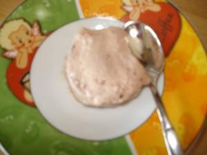 semifreddo panna e nutella - ricetta facile