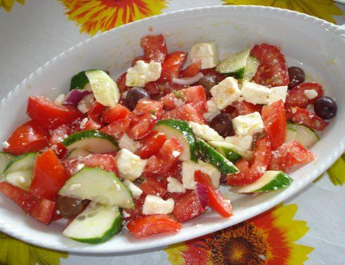 insalata greca – ricetta classica