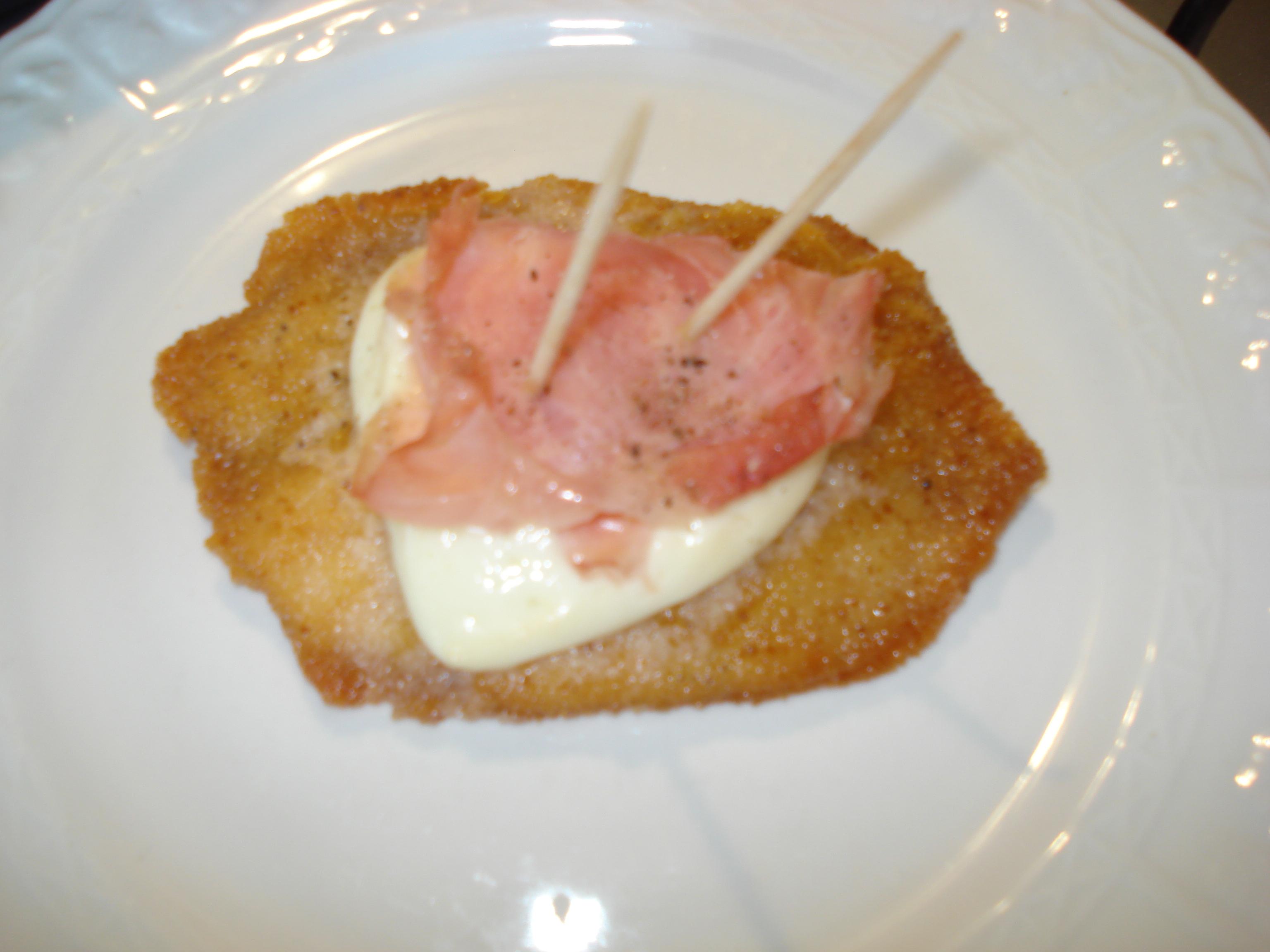 cordon bleu di pollo alla napoletana