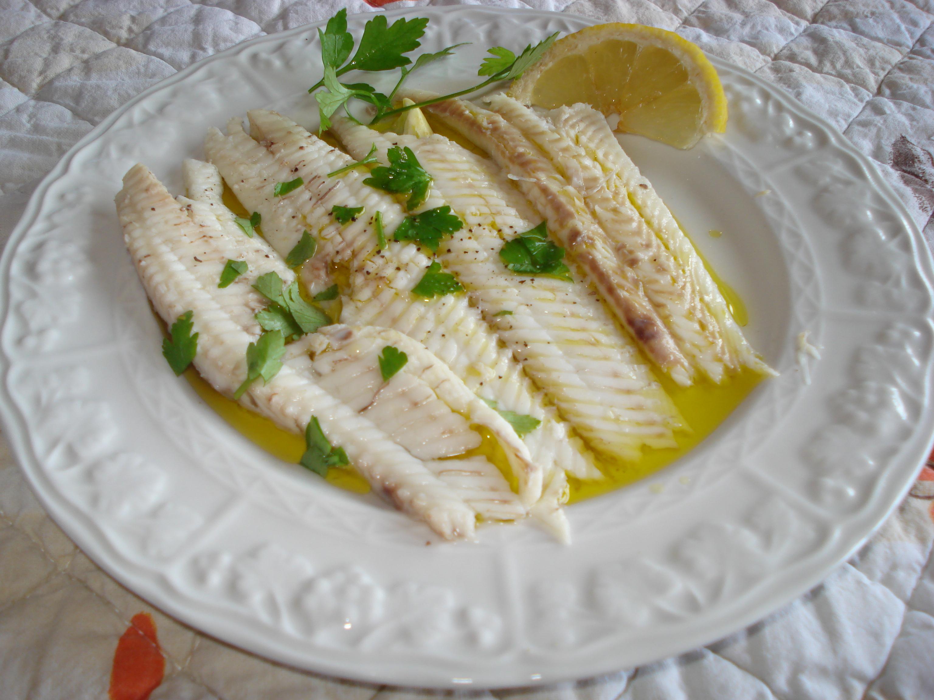 Ricerca ricette con filetti di sogliola al limone - Ricette per cucinare ...
