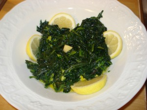 insalata di broccoli della Vigilia