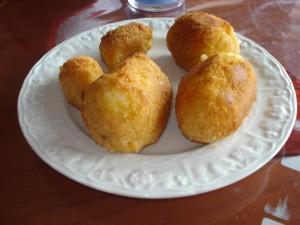 """arancini di riso alla napoletana ossia """"palle di riso"""""""