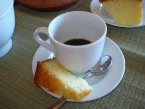 cafè espresso al cacao e zenzero