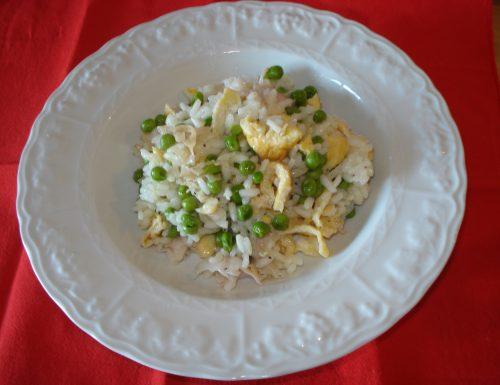 riso alla cantonese -ricetta tradizionale