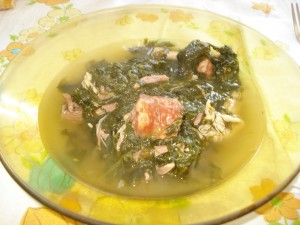 minestra maritata - ricetta tradizionale napoletana