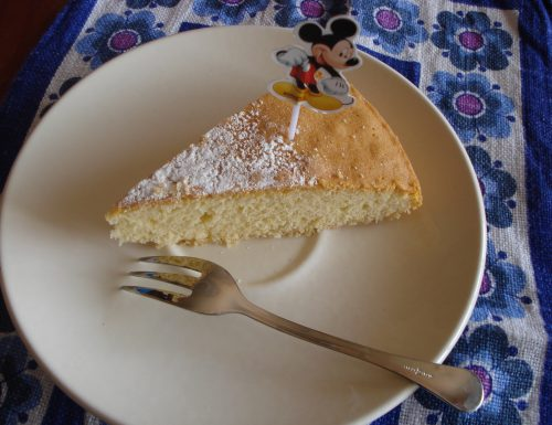 Madeira cake – ricetta base