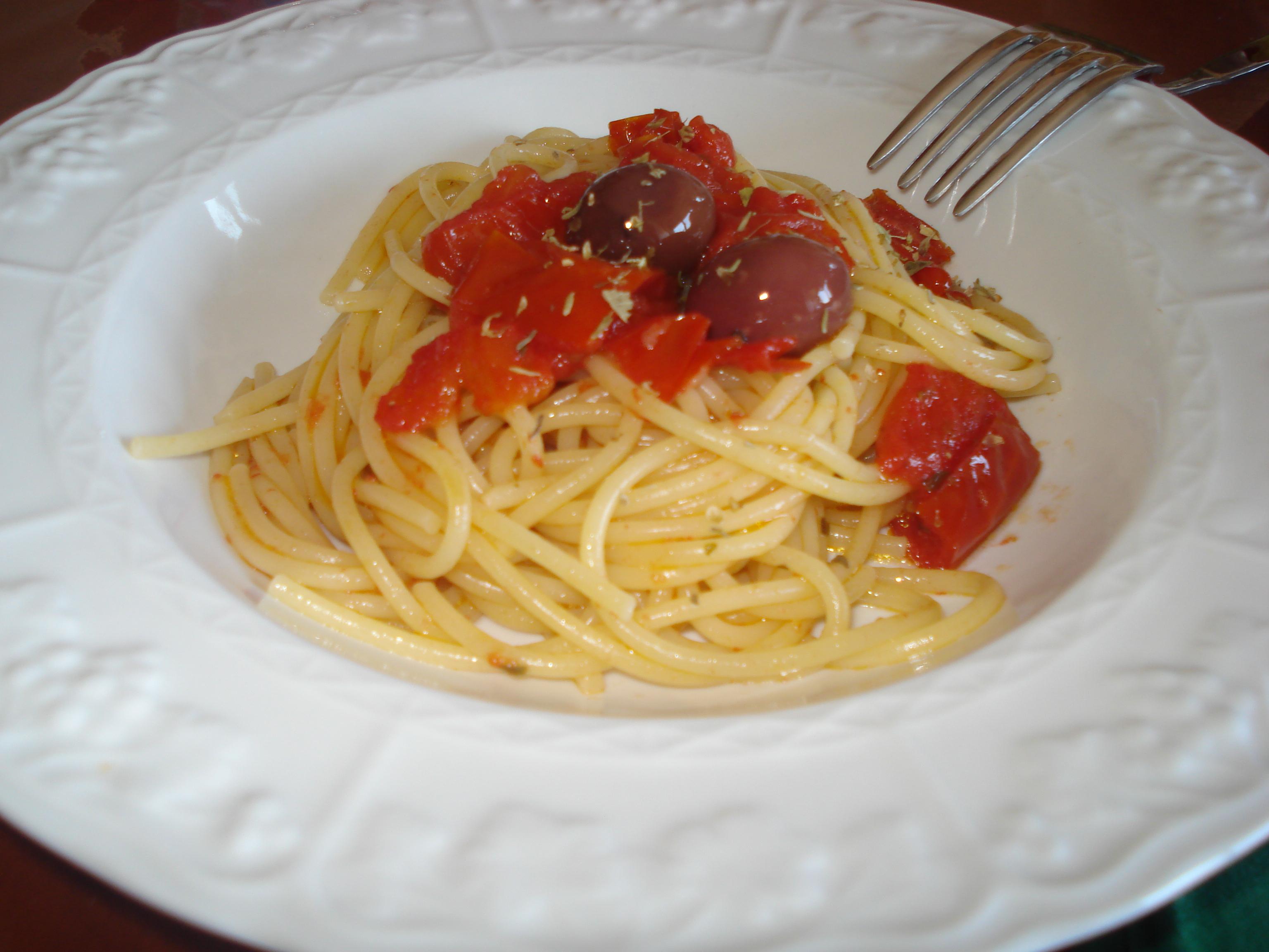 Ricette di primi piatti italiani
