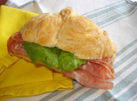 come fare un perfetto panino con salame