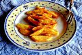 patatine fritte in olio freddo