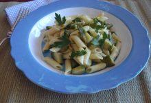 pasta con le zucchine in bianco