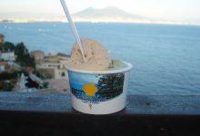 un incantevole gelato a Posillipo