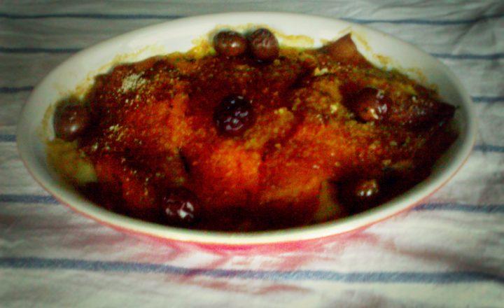 teglia di peperoni e melanzane al forno