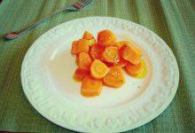 Insalata di carote alle erbe aromatiche
