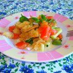 Panzanella con fresella
