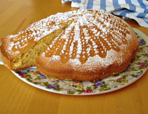 Torta pan degli angeli