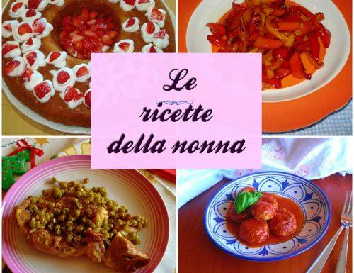 Le ricette della nonna