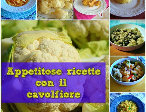 Appetitose ricette con il cavolfiore