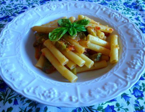 Pasta e zucchine alla napoletana