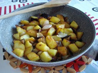 patate e melanzane alla genovese