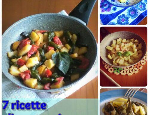 7 ricette di contorni con patate sfiziosi
