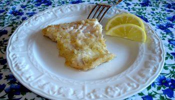 Filetto di merluzzo impanato e fritto